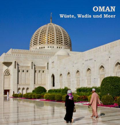 Oman, Wüste, Wadis und Meer, Bildband preiswert, Fotobuch