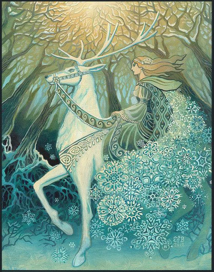 Art: (c) by Emily Balivet
