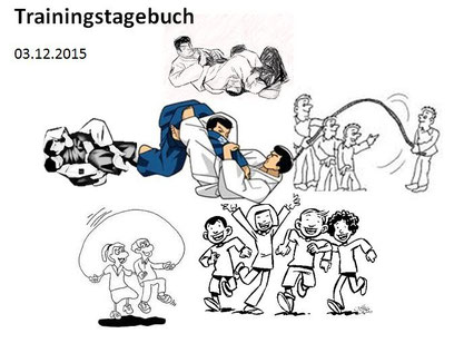 Judo Stockerau Trainingstagebuch 3.12.15