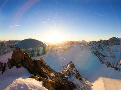 Café 3.440 Pitztaler Gletscher, Foto: Alexander Haiden