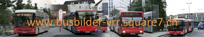 Busbilder aus Düsseldorf