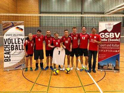 Herrenmannschaft GSBV Halle (Saale)