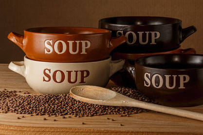 Suppenpulver selbst gemacht - Kraft für kalte Tage