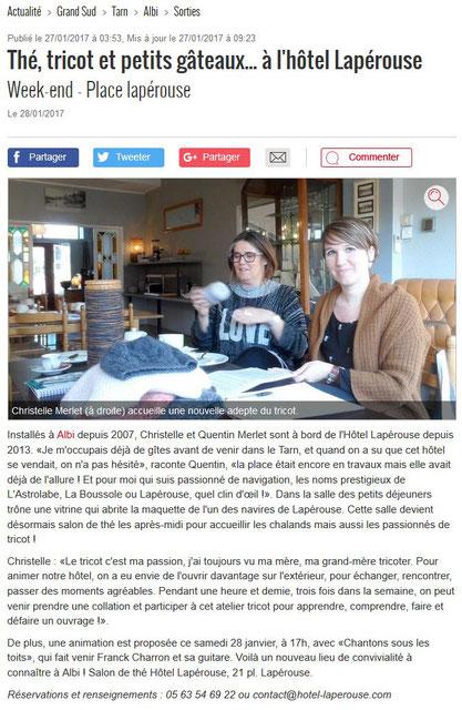 depeche midi tricot salon the hotel albi laperouse