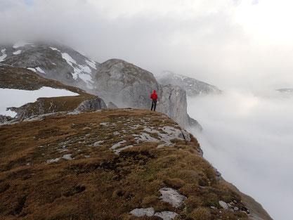 über den Wolken muss die Freiheit so grenzenlos sein...