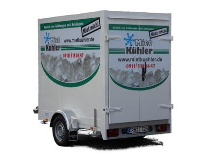 Kühlanhänger mittelgross Nürnberg ML
