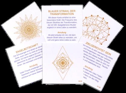Heilsymbol Symbol Orakelkarten Channeling heilige Geometrie Energie Selbstheilungskräfte Muster Strukturen