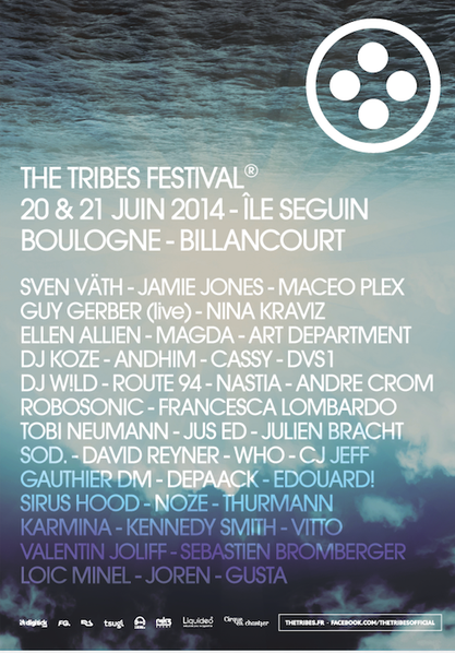 The Tribes Festival