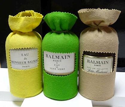 PIERRE BALMAIN : QUELQUES UNES DES FEUTRINES .... D'AUTRES PHOTOS A VENIR DANS LA RUBRIQUE MINIATURES