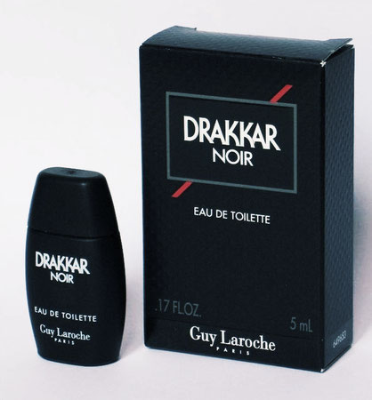DRAKKAR NOIR - EAU DE TOILETTE POUR HOMME 5 ML