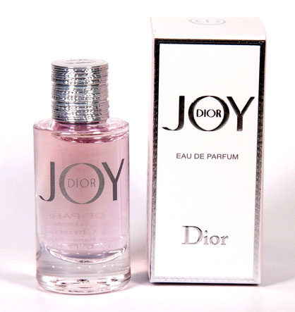 2018 - JOY BY DIOR : MINIATURE EAU DE PARFUM