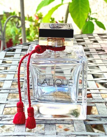 LALIQUE - LE  PARFUM : FLACON VAPORISATEUR