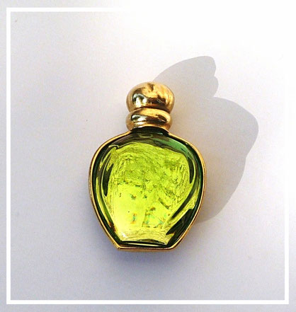 BROCHE TENDRE POISON : RECTO