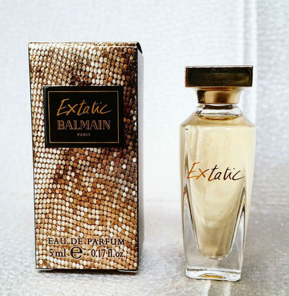 2014 - EXTATIC - MINIATURE EAU DE PARFUM 5 ML