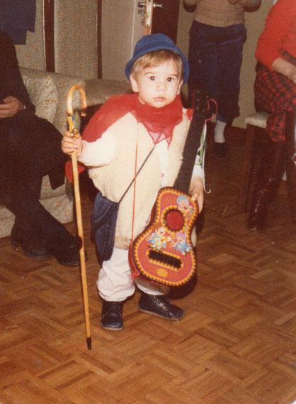 ¡ Pastorcillo con guitarra !