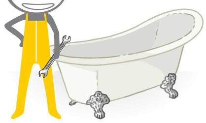 badewannenabfluss verstopft oder riecht diese hausmittel helfen sofort und g nstig. Black Bedroom Furniture Sets. Home Design Ideas