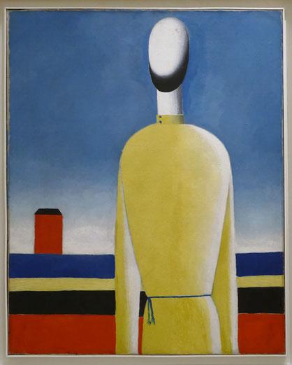 Kazimir Malevich (1879-1935) : prémonition compliquée