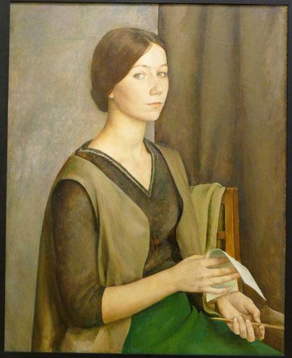 Larissa Kirillova (née en 1943) : auto-portrait