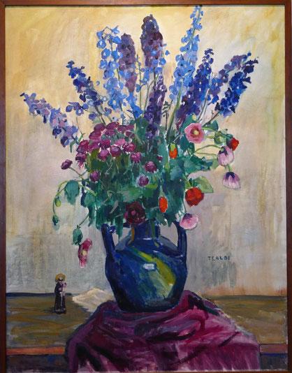 Ascanio Tealdi (1880-1960) : fleurs