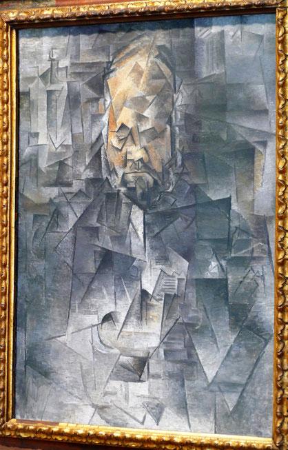 Pablo Picasso (1881-1973) : portrait d'Ambroise Vollard