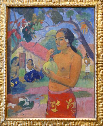 Paul Gauguin (1848-1903) : Eü haere ia oe