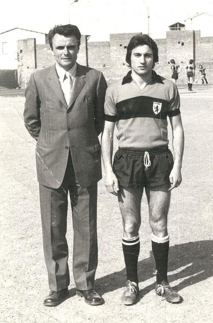 Anni '70 Cosola e Simoniello