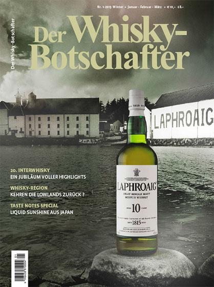 Der Whisky-Botschafter Heft 1-2019