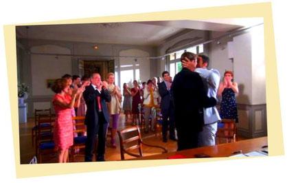 Mariage de Thomas et Gabriel, juillet 2013