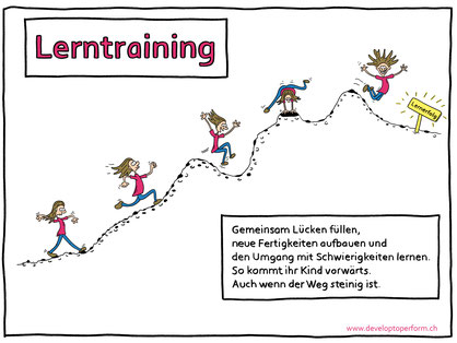 Lerntraining - Develop To Perform