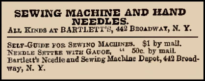 June 1864 Advertisement