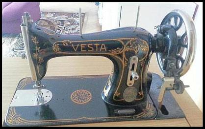 Vesta - CB