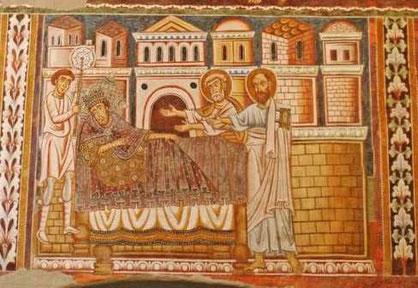Silvester und der aussätzige Kaiser