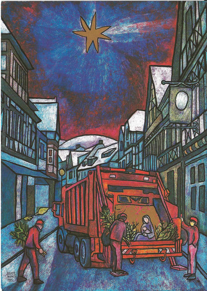 Beate Heim: Noch leuchtet der Stern; 1995