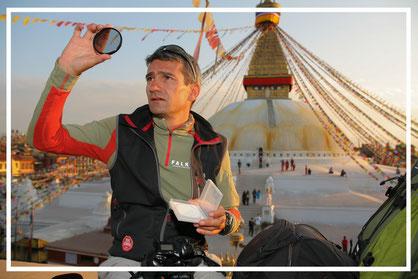 Reisefotograf | Jürgen Sedlmayr | LOWEPRO | Stuba in KATHMANDU | NEPAL