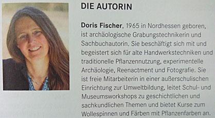 Autorinnenportrait Doris Fischer