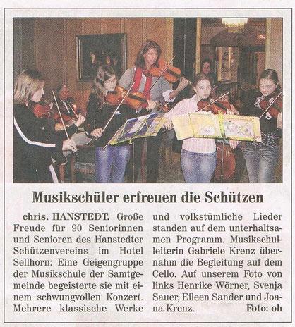 Nordheide Wochenblatt 16.01.2008