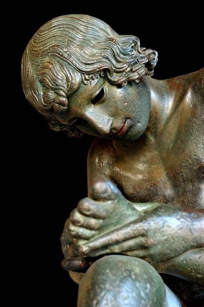 """Spinario"", I-III secolo a.C. (Roma, Musei Capitolini)"
