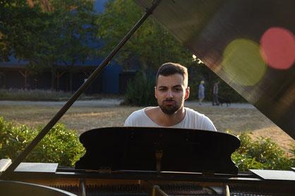 Max Sohre Klavier Konzert Leipzig Tastentage