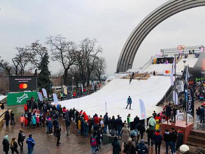 Double Triple Snow Fest