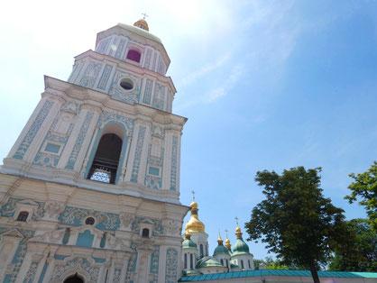 St Sophia's Cathedral in Kiev