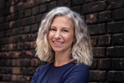 Portrait Yvonne Bergmann