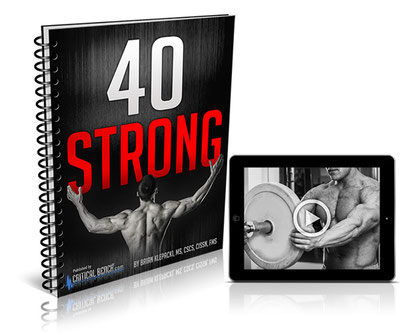 40 strong workout program