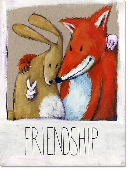 Friendship © Dorothea Blankenhagen 2014
