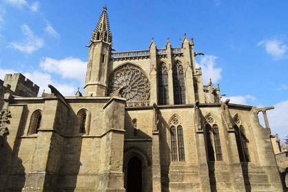 Basilique Saint-Nazaire in Carcassone