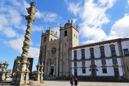 Porto - Kathedrale Se do Porto