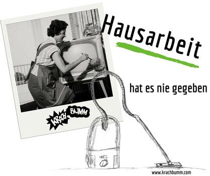 © an:dro:id - Erfindung der Hausfrau
