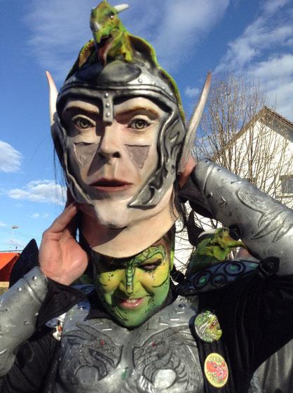 Elfen Maske