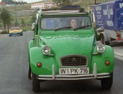 Aufnahme aus dem Film Manta Manta