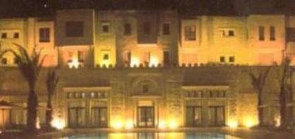 Hôtel La Kasbah