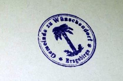 Bild: Wünschendorf Gemeindesiegel